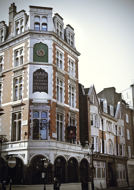 Pub George IV