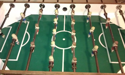 Need A Hand Identifying This Table TS - Deutscher meister foosball table