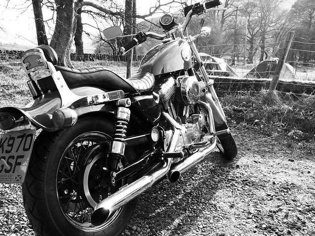 Bert's Harley