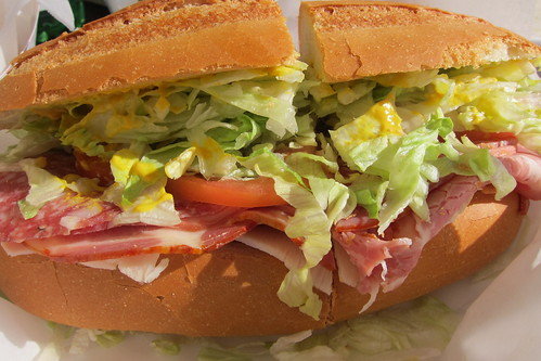 Eastside Market: Cold Cuts Sandwich