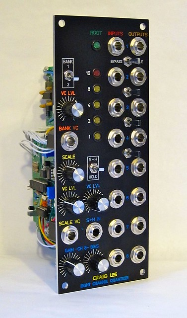 Craig Lee 8 Channel Quantizer profile