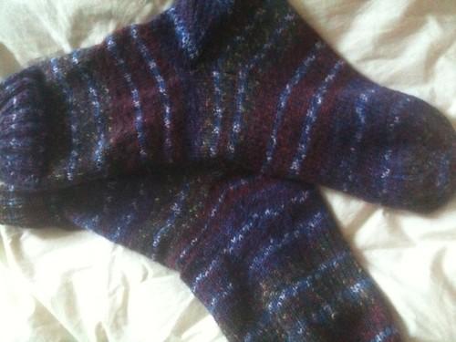 Lang Jawoll socks