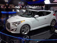 automobile, automotive exterior, hyundai, wheel, vehicle, automotive design, compact sport utility vehicle, auto show, mid-size car, hyundai veloster, bumper, land vehicle, coupã©,