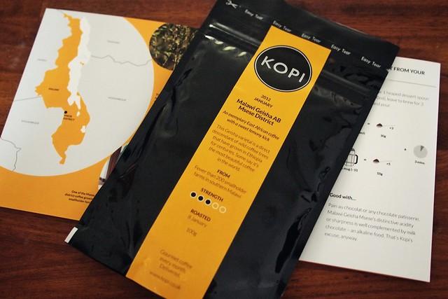 Kopi coffee