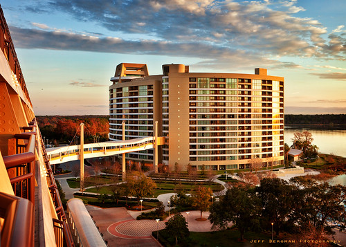 architecture modern sunrise hotel contemporary disney disneyworld blt contemporaryresort baylake sevenseaslagoon baylaketower tempobay