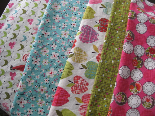Farmdale fabric brights