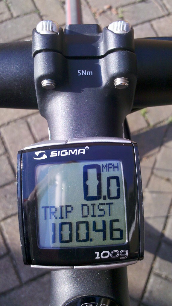 100 Mile Bike Ride
