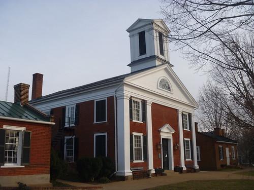 virginia washington courthouse rappahannockcounty