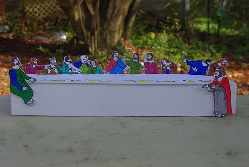 last supper craft 001