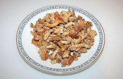 03 - Zutat Pfifferlinge / Ingredient chanterelles