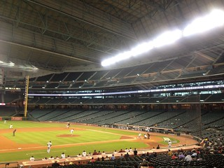 Urban Invitational at Minute Maid Park