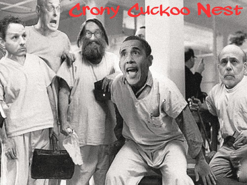 OSCONS 2012: CRONY CUCKOO NEST