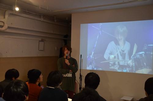 Feb 17 PeaTiX Live! Vol.4 フリクル海保さんプレゼン
