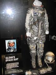 John Glenn's Friendship 7 space suit