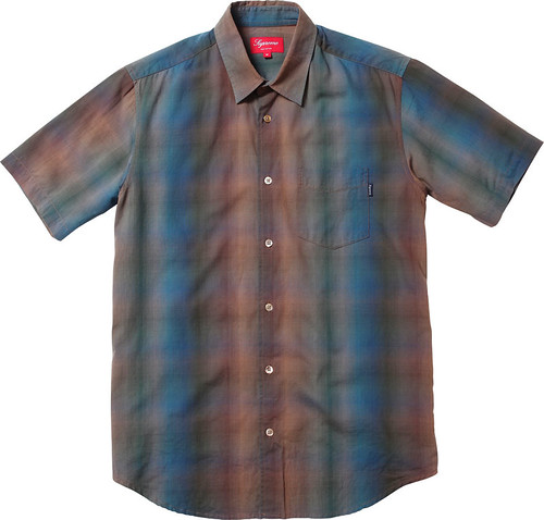 Supreme / Shadow Plaid Shirt
