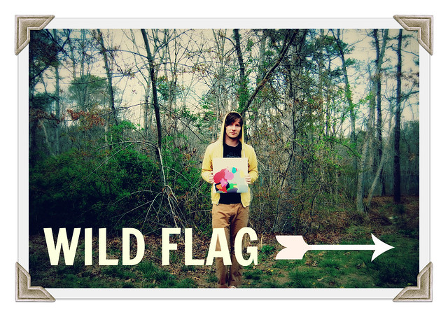 vinyl monday: wild flag