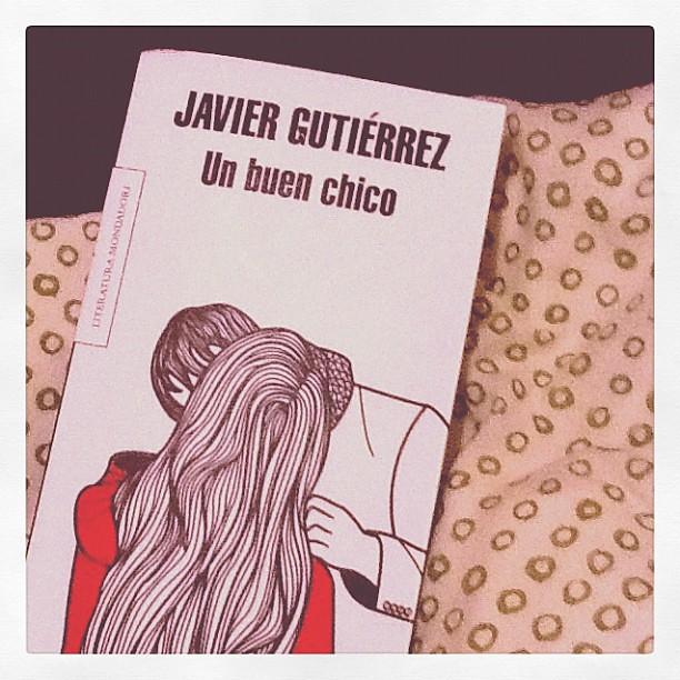 Un buen chico - Javier Gutiérrez