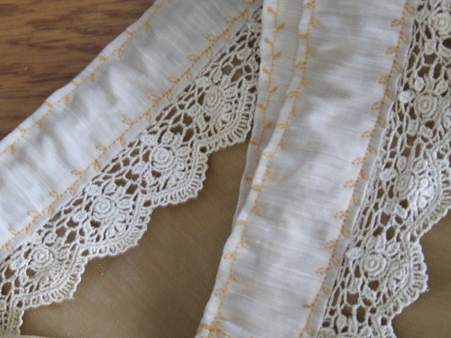 Steampunk Petticoat - detail