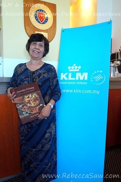 KLM & Cristang menu - March 2012-5