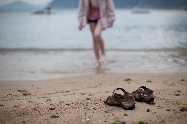 Sandalen für den Sommer 2015