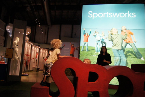 Scienceworks Melbourne - Sportsworks