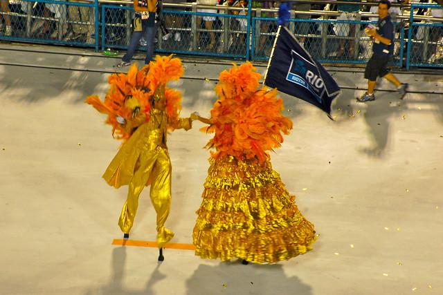 Rio's Carnival: Sao Clemente2