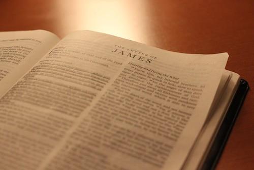 James bible