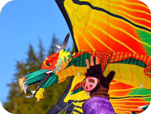 Dragon Kite