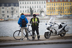 Policeman Hunting Cyclists_1