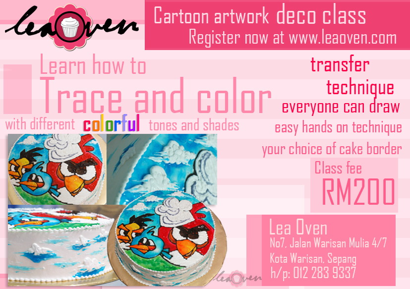 Cartoon Artwork Class