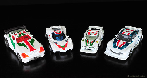 Wheeljack sports cars