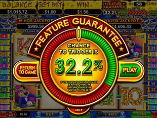 Mice Dice Slot Feature Guarantee