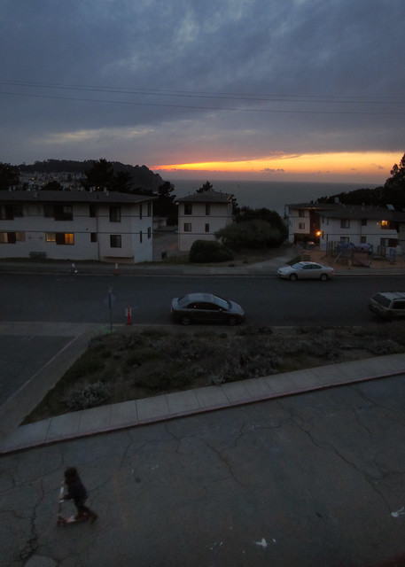 Baker Beach Apartments on Stilwell Rd; The Presidio, San Francisco (2011)