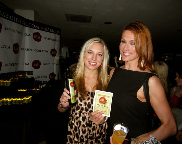 Bari Olive Oil, Nancy La Scala, Alive Expo, Project Green, Oscars Gifting Suite, Petersen Automotive Museum