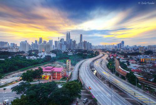 A way to Kuala Lumpur by Zackri Zim'S™