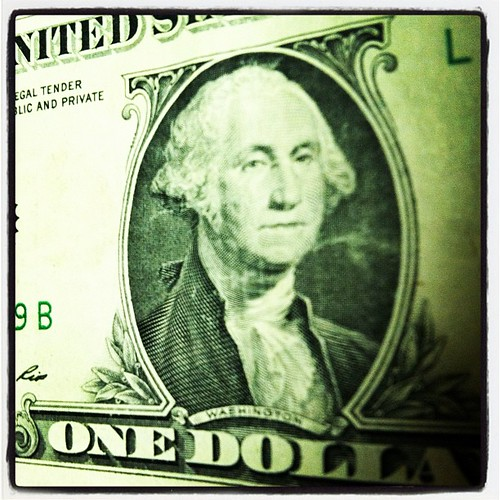 "#febphotoaday Feb 28 ""money"""