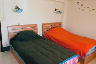 Volunteer bedroom