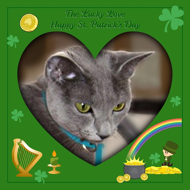 The Lucky Love ~ Happy St. Patrick's Day