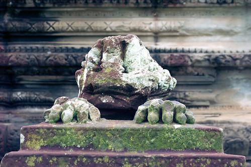 Angkor, details