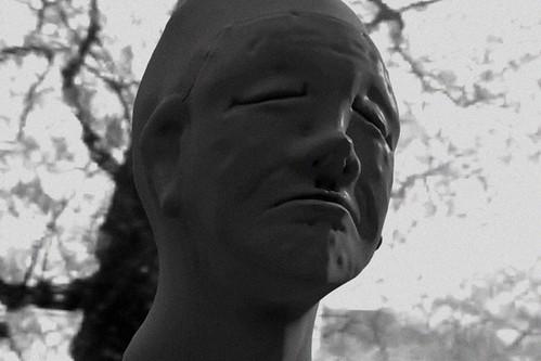 頭部の習作 by counttaka03