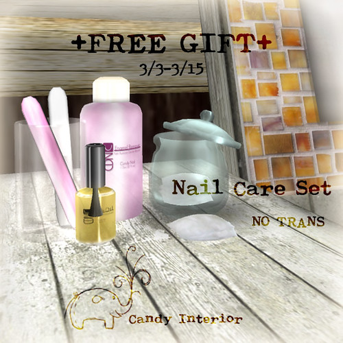 Care set pop (free) by Cherokeeh Asteria