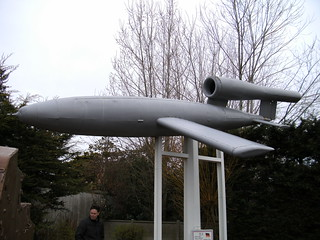 'Doodle Bug' - V1 Flying Bomb