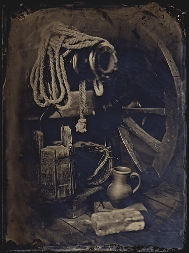 200 years later (ambrotype) by sXegreen