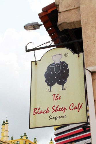 the black sheep cafe