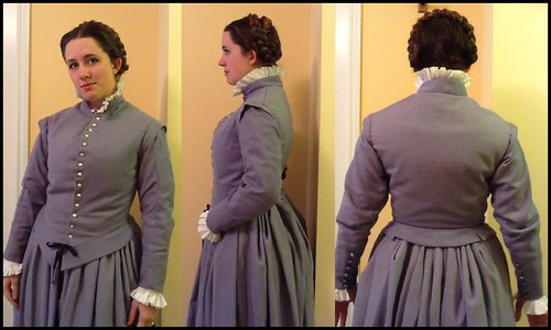 Doublet With Matching Kirtle