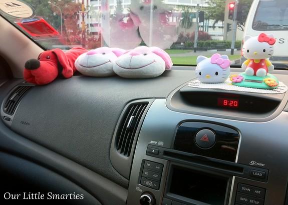 My Car's Dashboard