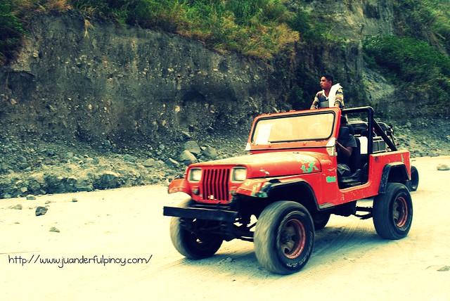 4WD tour to Mount Pinatubo