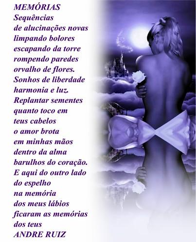 MEMÓRIAS by amigos do poeta
