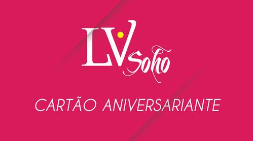 Cartão Aniversariante by chambe.com.br