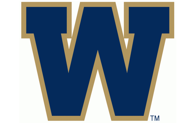 Blue Bombers New Logo and Helmet Design